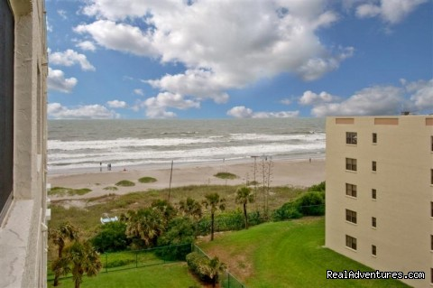 - Oceanfront Cocoa Beach Condo 2 Bedroom 2 Bath