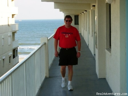 I Can Help You With Your Rental Keith McAuliff  - Oceanfront Cocoa Beach Condo 2 Bedroom 2 Bath
