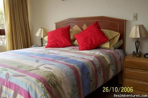 Main Bedroom -  Rent Apto, its a perfect place for you stay