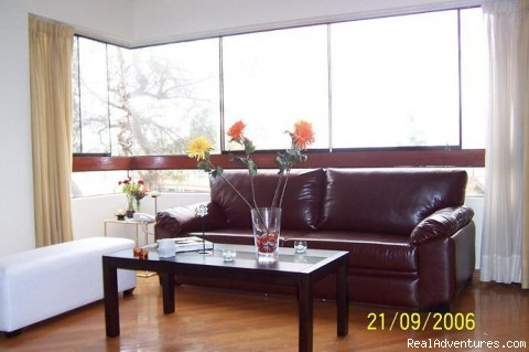 Living room -  Rent Apto, its a perfect place for you stay