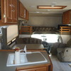 RV Rentals on Vancouver Island Bigfoot interior looking forward