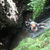 Canyoning in India with Goa Jungle Adventure