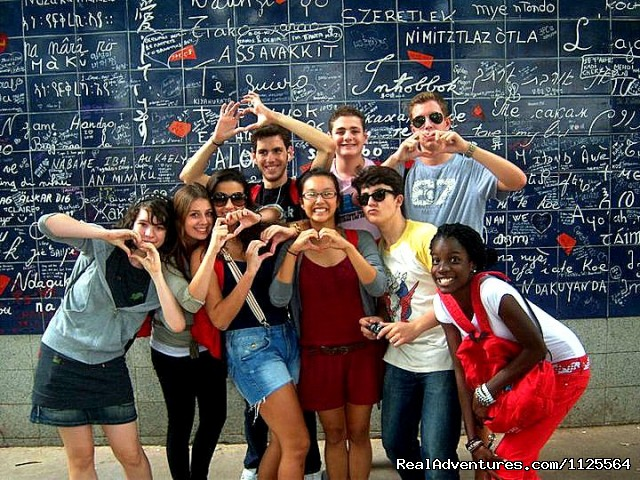 Students LOVE Paris - French Summer courses in Paris for Juniors