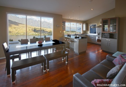 - Spaview Luxury Villa in Queenstown, New Zealand