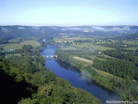 The majestic River Dordogne | Image #1/17 | Sarlat, France | Bike Tours | Cycle The Dordogne