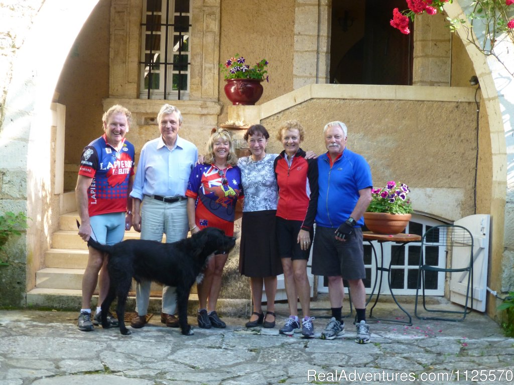 Welcoming hosts | Image #9/17 | Cycle The Dordogne