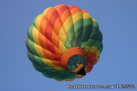 Image #12 of 25 - Sunrise in a Hot Air Balloon with Eagles WIngs