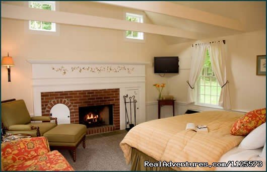 Image #6/13 | Romantic getaway at Lenox country inn