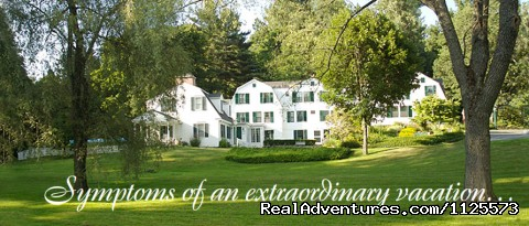 Romantic getaway at Lenox country inn: