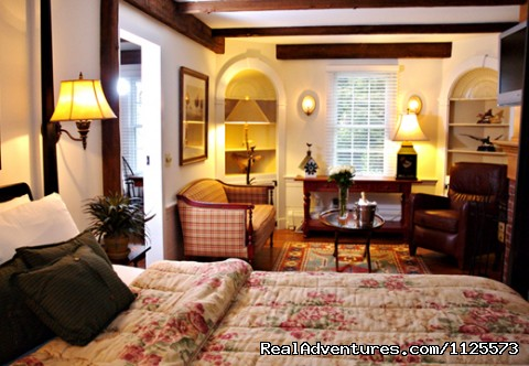 - Romantic getaway at Lenox country inn
