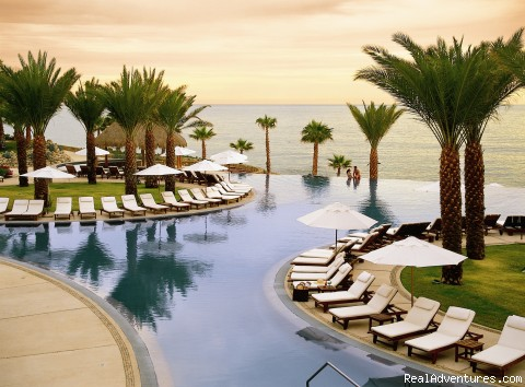 The Hilton Los Cabos Beach & Golf Resort