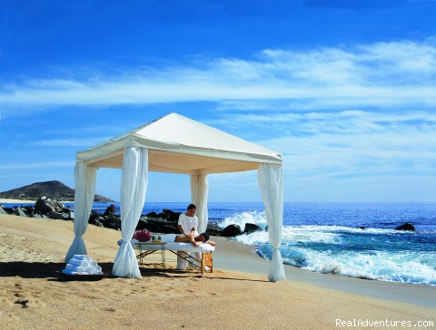 Spa - The Hilton Los Cabos Beach & Golf Resort