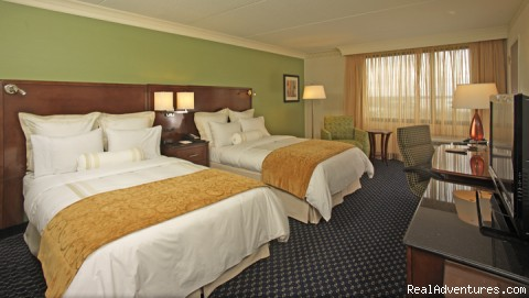 The Room That Works - Ann Arbor Marriott Ypsilanti at Eagle Crest Resort
