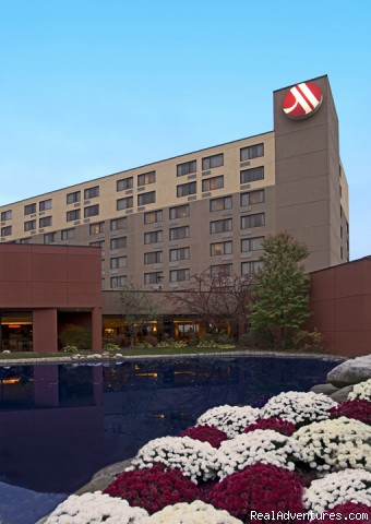 Ann Arbor Marriott Ypsilanti at Eagle Crest Resort: Hotel & Conference Center