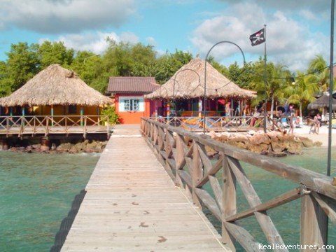 Bungalow in Tropical Resort in Curacao: The Beach Club