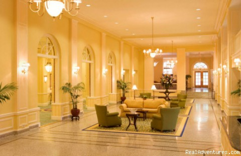 The Stonewall Jackson Hotel  Staunton, VA, Virginia Hotels & Resorts