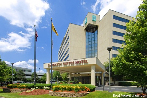 Embassy Suites Hotel Meadowlands New Jersey