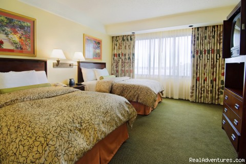 Double Bed Suite - Embassy Suites Hotel Secaucus-Meadowlands