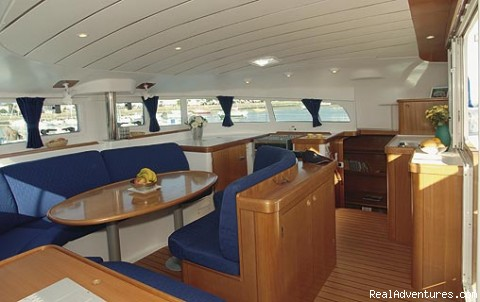Our spacious Yachts for added Comfort (#2 of 7) - Family and Friends Dream Sailing Vacations