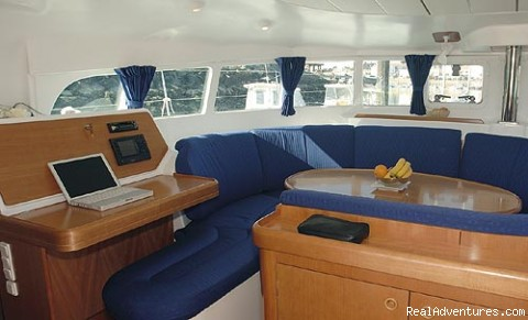 Email is included to stay in touch - Family and Friends Dream Sailing Vacations