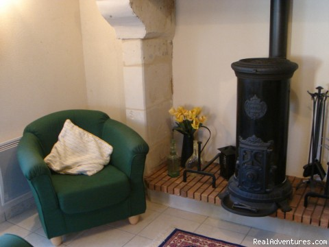Anjou lounge (#2 of 4) - luxury self catering & B & B accommodation