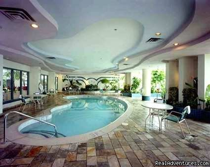 Indoor Pool | Image #8/8 | Embassy Suites Hotel Minneapolis-Airport