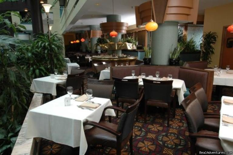 Woolley's Restaurant | Image #5/8 | Embassy Suites Hotel Minneapolis-Airport