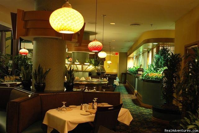 Woolley's Restaurant | Image #3/8 | Embassy Suites Hotel Minneapolis-Airport