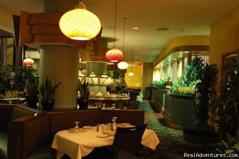 Woolley's Restaurant - Embassy Suites Hotel Minneapolis-Airport
