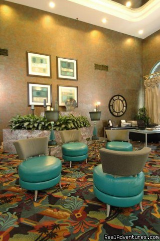 Lobby - Embassy Suites Hotel Minneapolis-Airport