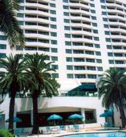 Front View (#1 of 1) - Embassy Suites Hotel Tampa-Airport/Westshore
