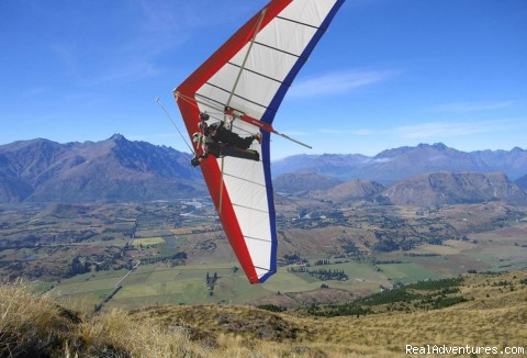Or try our Hang Gliding! - Coronet Peak Tandem Paragliding and Hang Gliding