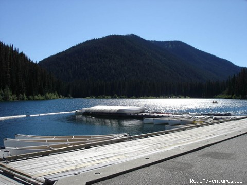 Manning Park Lakes - Billabong Lodge