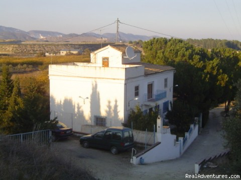 Rural B&B in Murcia