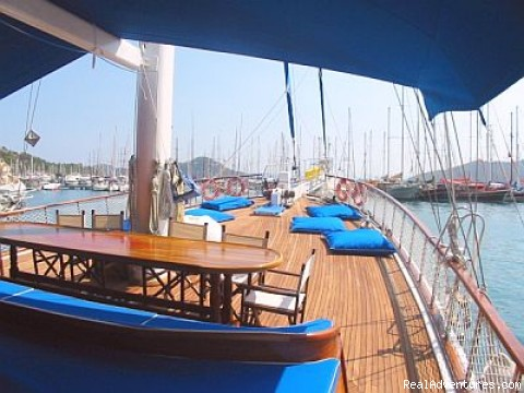 Ships of Paradise (#2 of 15) - Luxury Gulet Charters in Turkish Coasts