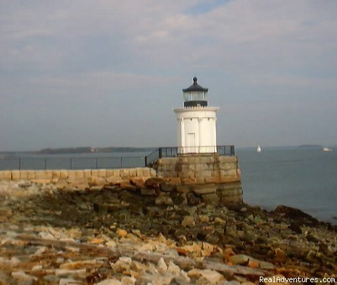 Portland Breakwater: The Bug Light - Exciting Lighthouse Tours