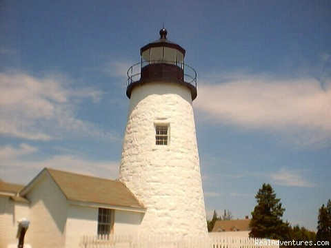 Pemaquid Light - Exciting Lighthouse Tours