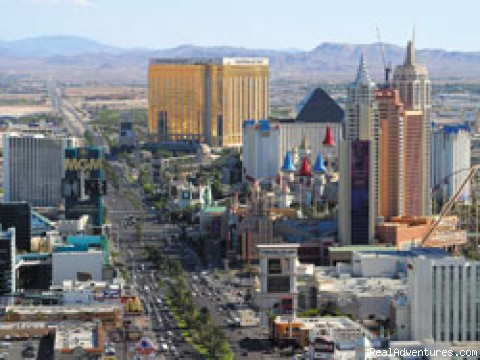 Las Vegas Vacation Packages: Las Vegas Sky Line