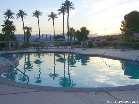 Fitness Club - Palm Springs - Indio / Indian Palms CC