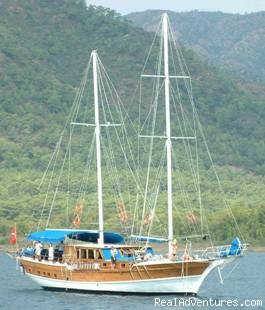 Economical Gulet Charter in Turkish Coasts Economical Gulet in Turkey