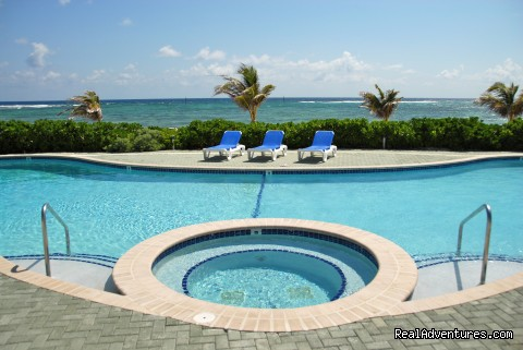 Reef Pool 2 - Wyndham Reef Resort - All Suites - All Beachfront