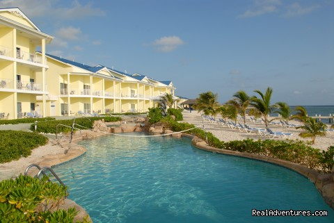The Reef Resort - Wyndham Reef Resort - All Suites - All Beachfront
