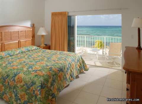 Beachfront One Bedroom Suite (#10 of 26) - The Reef Resort All Beach Front Suites