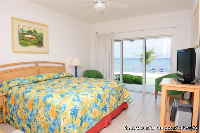 Beachfront Studio - Wyndham Reef Resort - All Suites - All Beachfront