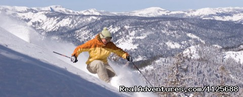 Luxury Rentals Slope Side at Norths North, California Vacation Rentals