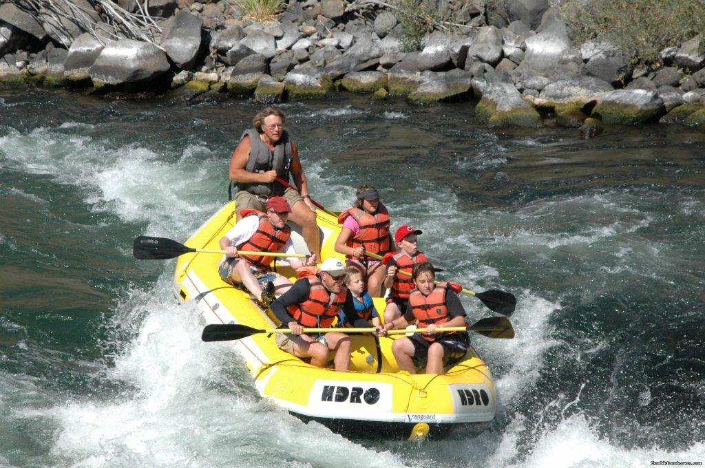 Dan and his crew!!! | Image #3/3 | Exciting Rafting Adventures in Oregon