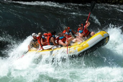 Exciting Rafting Adventures in Oregon