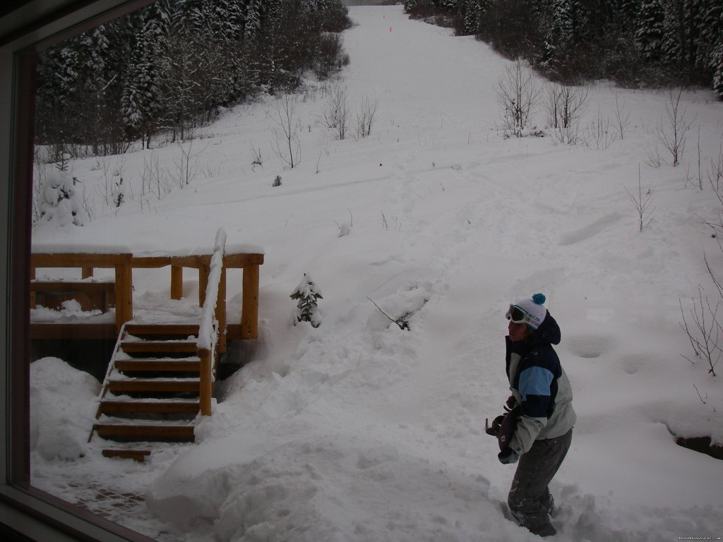 SKi or board home. | Image #20/23 | Sun Peaks Resort Private Post &Beam Chalet
