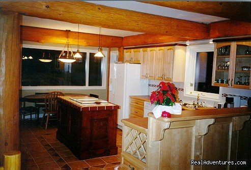 Kitchen | Image #11/23 | Sun Peaks Resort Private Post &Beam Chalet