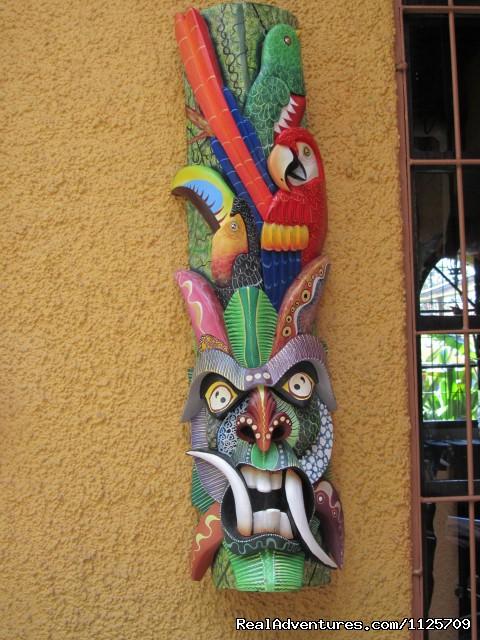 Aborigional Mask (#4 of 11) - Hotel  Casa 69